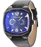 Police - 14191JSB/02 - Montre Homme - Quartz - Analogique - Bracelet Cuir Noir