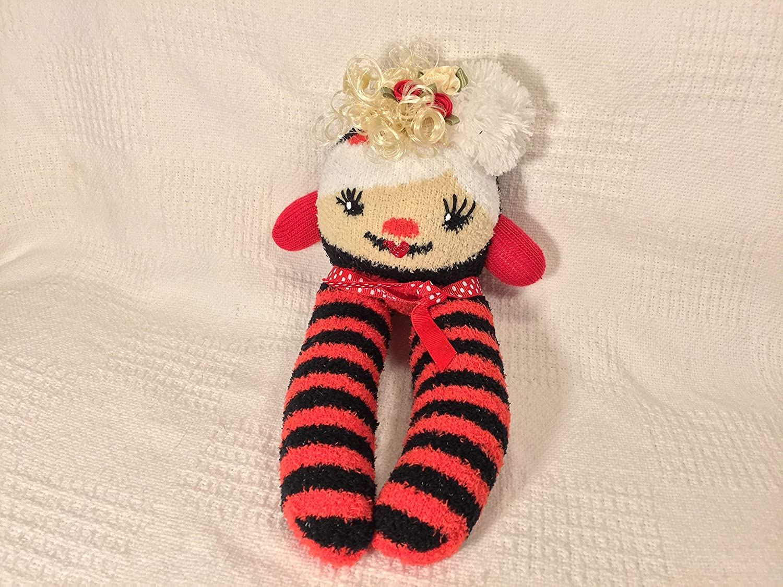 Destruction Bay Sock Dolls Santa And Mrs Claus