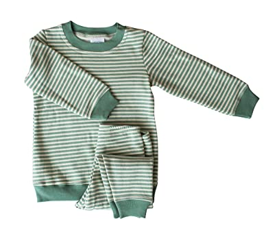 8ce9c60120 CastleWare Baby-Organic Cotton Fleece-Pajama Sets-12 Months-6 Years (