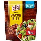 Oscar Mayer Real Bacon Bits Mega Pack (9 oz Bag, 2-2.5 cups)