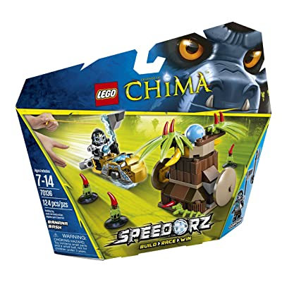 LEGO Chima 70136 Banana Bash: Toys & Games