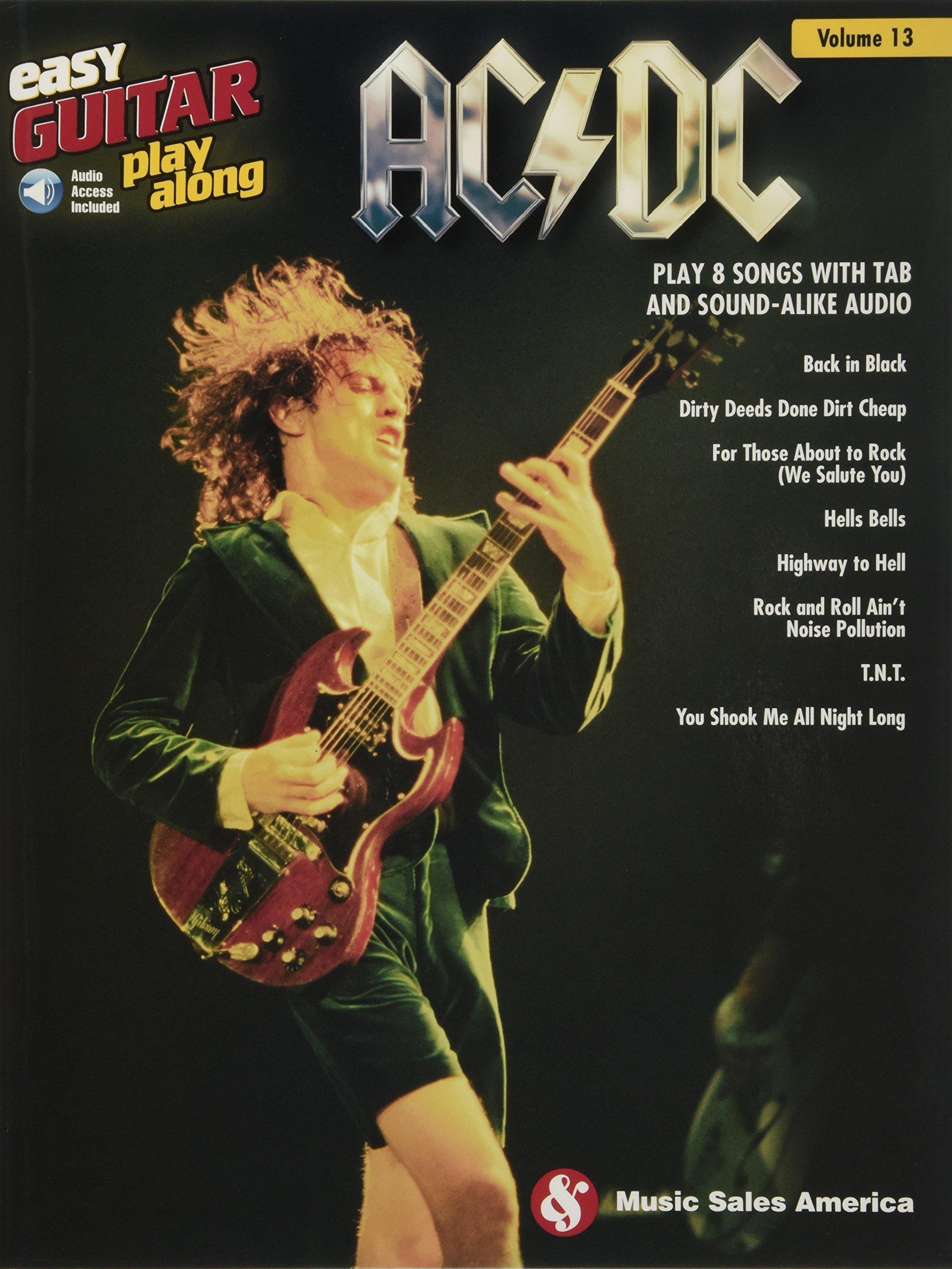AC/DC (Easy Guitar Play-Along): Amazon.es: AC/DC: Libros en ...