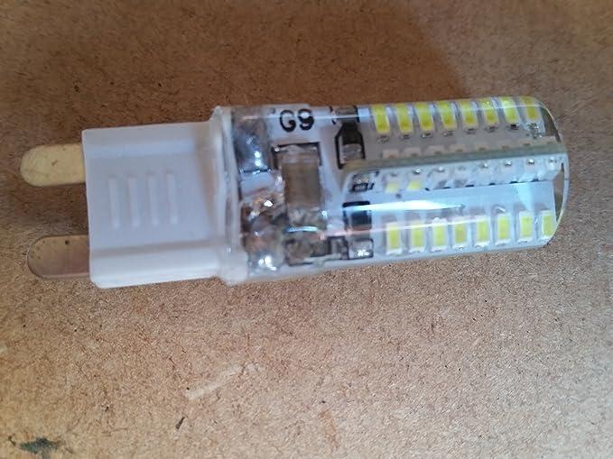 Destello S.L. - Bombilla Led G9 7W Silicona Luz Fría