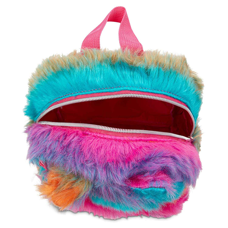 Besties Plush Mini Backpack Shoulder Carry Schoolbag by Tri-Coastal Design Kids