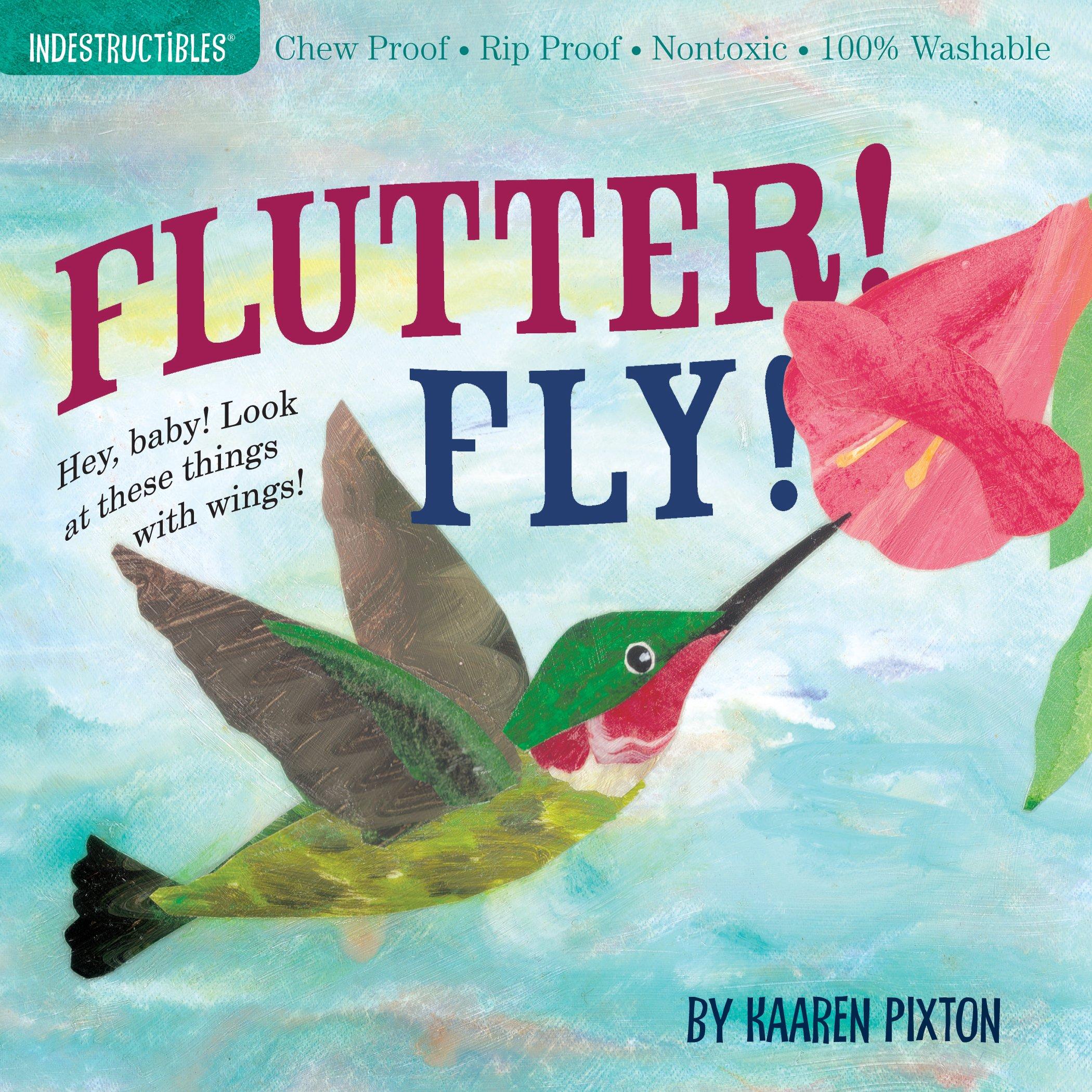 Flutter Fly Indestructibles Kaaren Pixton product image