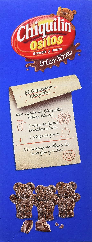 Artiach Chiquiln Ositos - Galletas de cereales sabor ...
