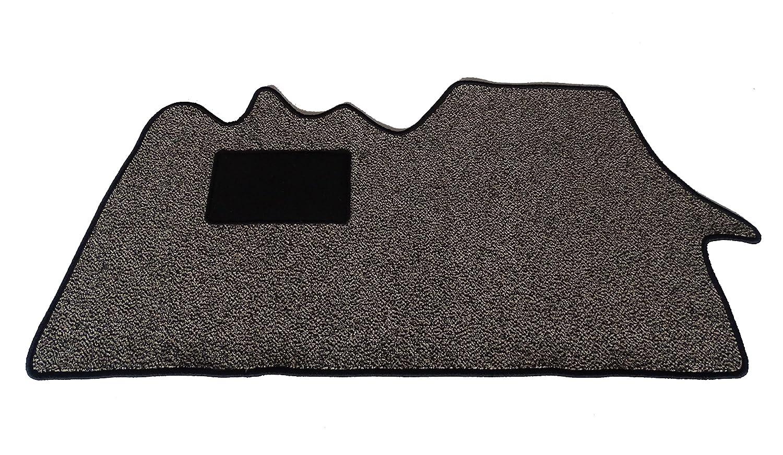 Anthrazit Fahrerhaus Teppich /& Einstiege 3-teilig Schmutzfangmatte in 6 Farben