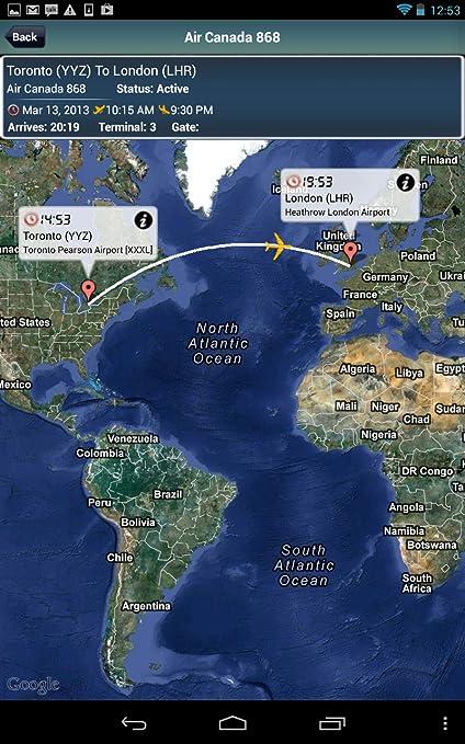 Amazon Com London Heathrow Airport Flight Tracker Appstore For