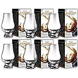 Glencairn Crystal Whiskey Glass, Set of 6, Clear, 6 Pack