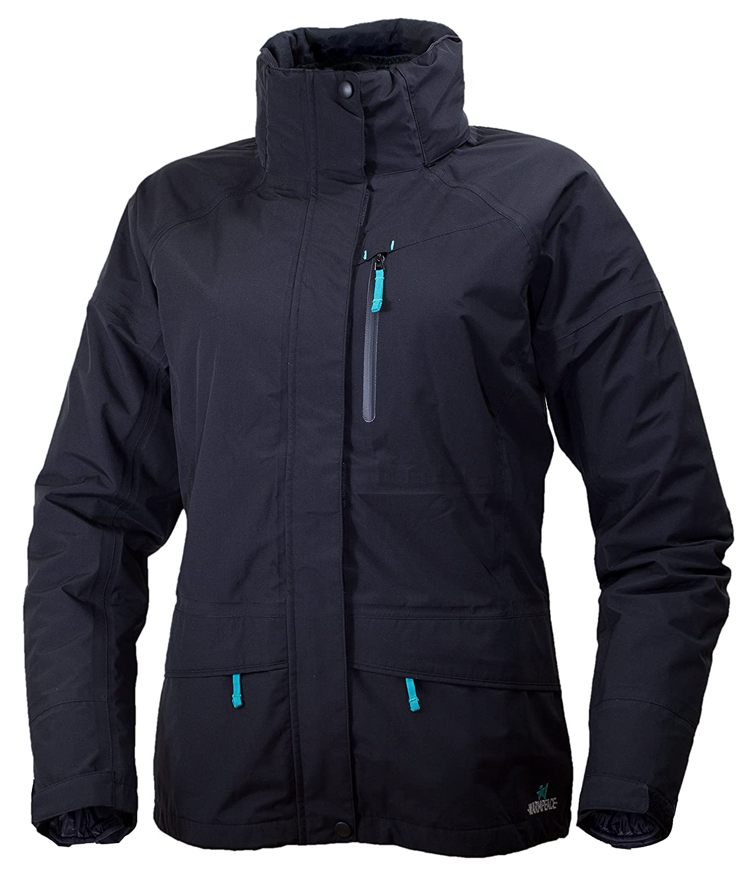3in1 Jacke Wasaga Damen schwarz baltic