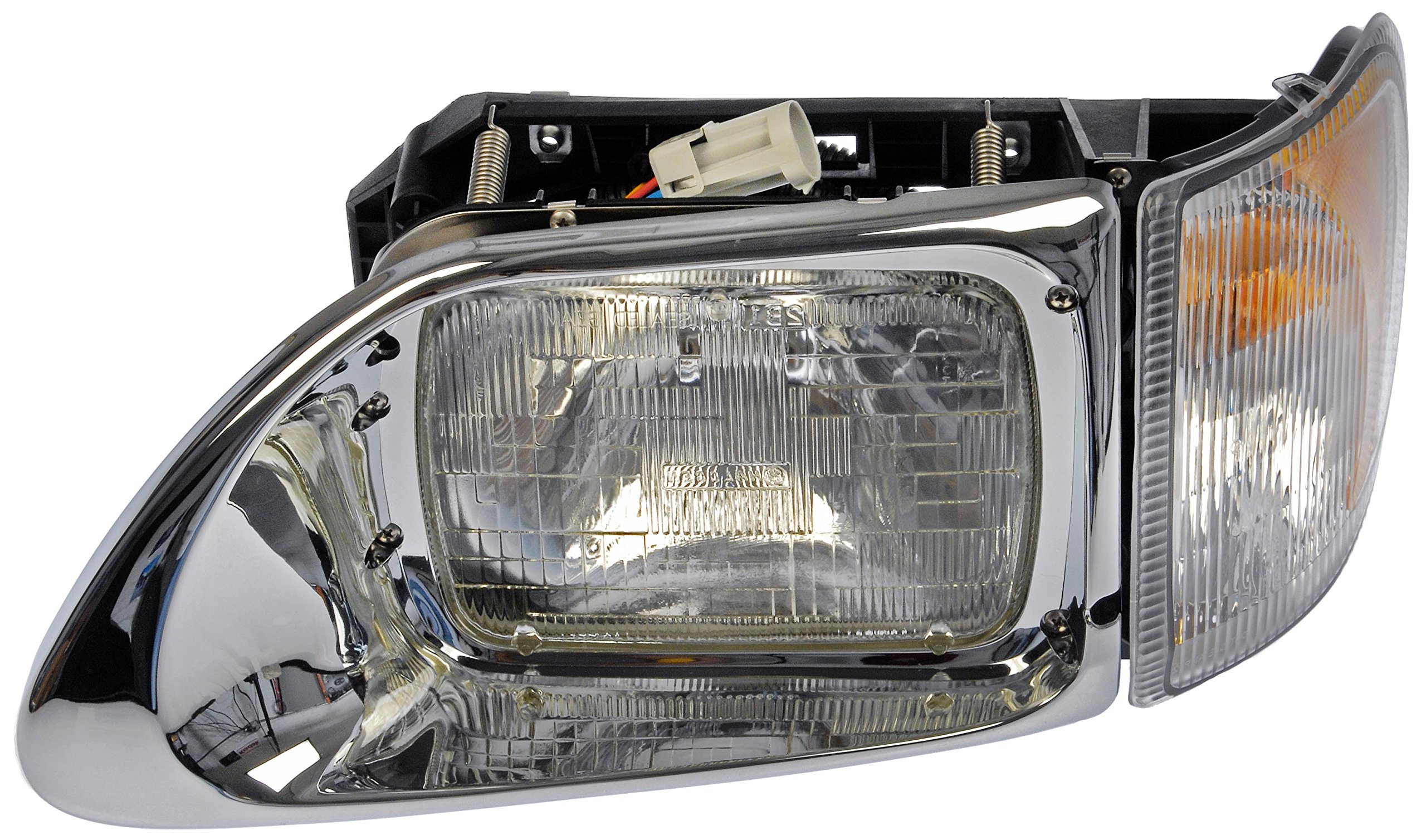 Dorman 888-5104 Driver Side Headlight Assembly For Select International Models by Dorman