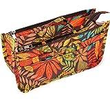 Periea - Organiseur de sac à main, 15 Compartiments - Daisy (Orange)