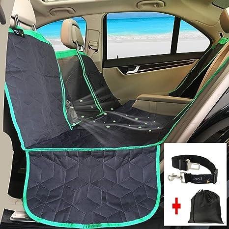 Surprising Amazon Com Arga Dog Car Seat Hammock Waterproof Cover Evergreenethics Interior Chair Design Evergreenethicsorg