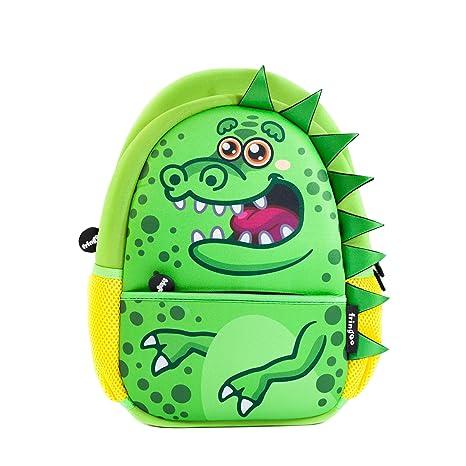 92f33573e71c FRINGOO® Girls Boys Toddlers Backpack Cute Insulated Nursery Bag Funny Kids  Daypack Travel Rucksack Cartoon