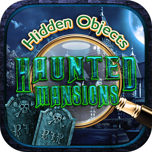 Hidden Objects - Haunted Mystery Mansion & Secret Object Puzzle