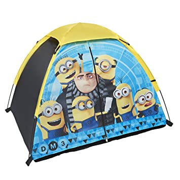 Illumination Despicable Me 3 Kids Dome Tent  sc 1 st  Amazon.com & Amazon.com : Illumination Despicable Me 3 Kids Dome Tent : Sports ...