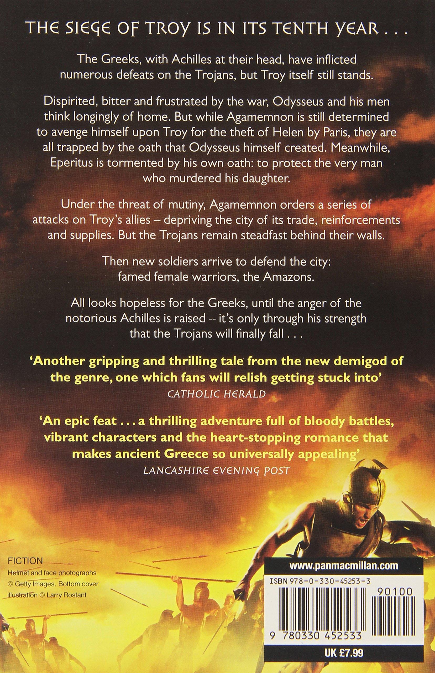 Amazon: The Armour Of Achilles (adventures Of Odysseus)  (9780330452533): Glyn Iliffe: Books