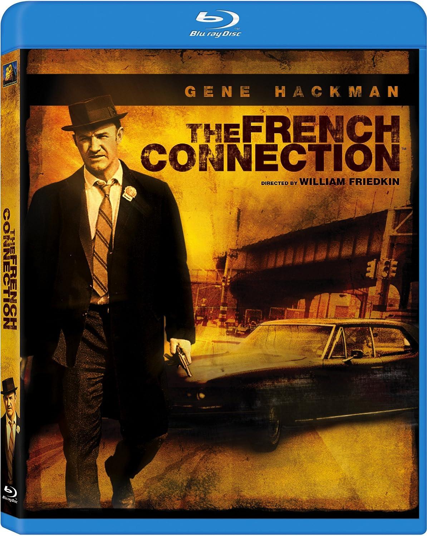 70e985213f1 Amazon.com: French Connection [Blu-ray]: Gene Hackman, Roy Scheider,  Fernando Rey, Tony Lo Bianco, Marcel Bozzuffi, Frédéric de Pasquale, Bill  Hickman, ...