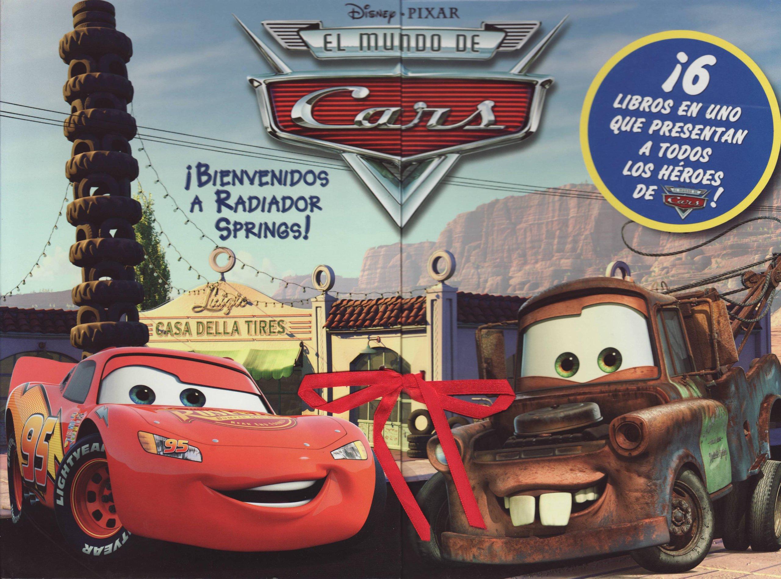 Download Bienvenidos a Radiador Springs / Welcome to Radiator Springs (El mundo de cars/ The Car's World) (Spanish Edition) pdf epub