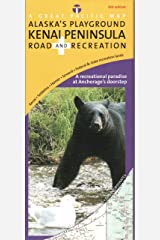 Alaska's Kenai Peninsula Road & Recreation Map, 6th Edition Map