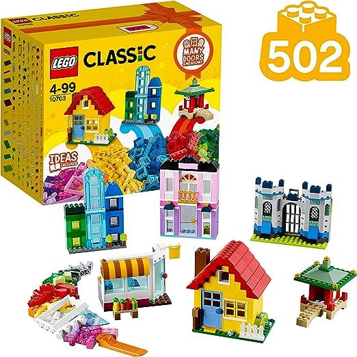 LEGO Classic - Caja del Constructor Creativo (10703) , color ...