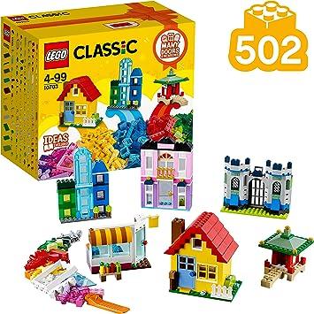 LEGO Classic - Caja del Constructor Creativo (10703) , color/modelo surtido: Amazon.es: Juguetes y juegos