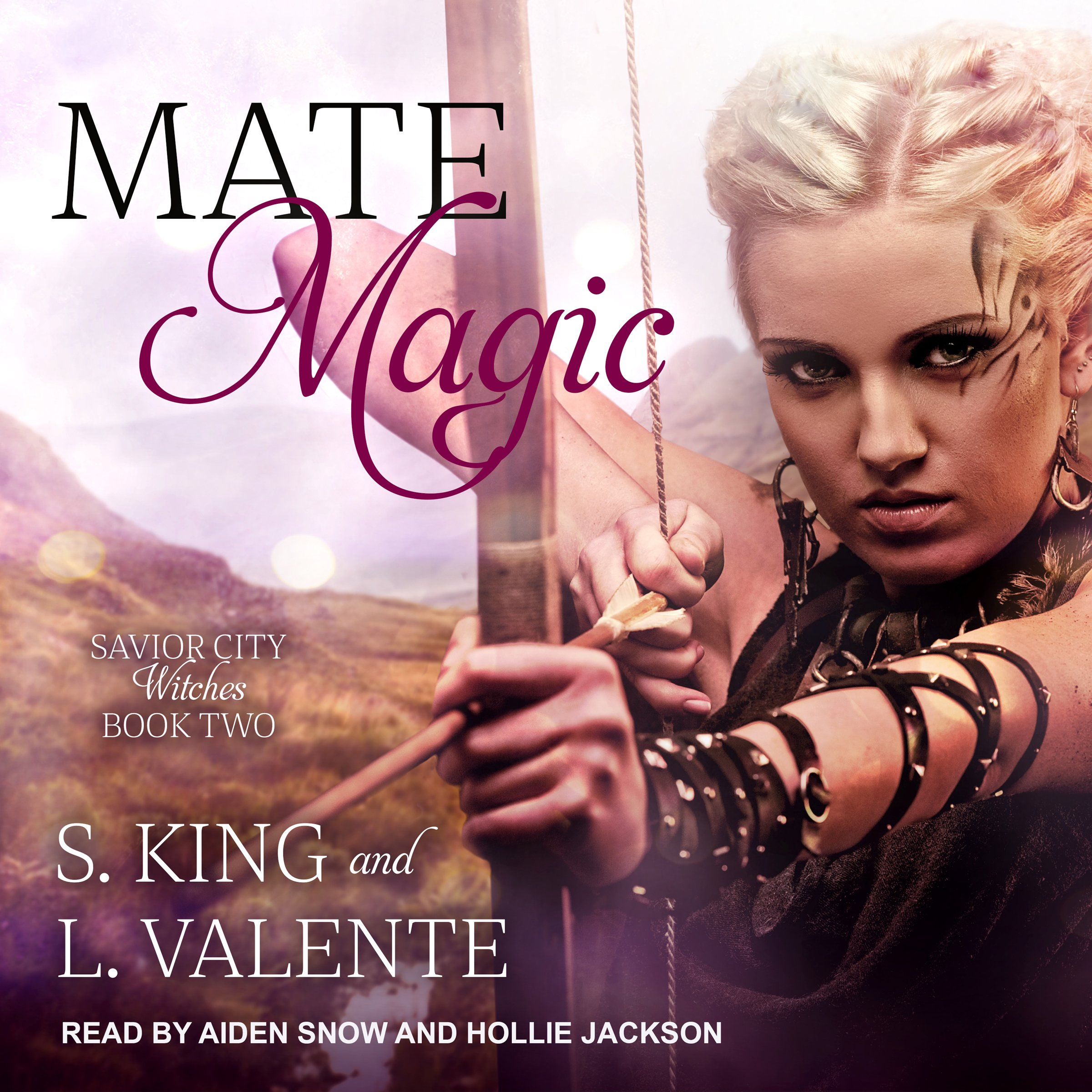 Mate Magic: Savior City Witches Series, Book 2