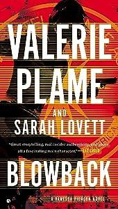 Blowback (Vanessa Pierson series Book 1)