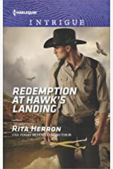 Redemption at Hawk's Landing (Badge of Justice Book 1) Kindle Edition