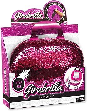 Nice Group PWS-19681 Girabrilla - Estuche para Maquillaje de uñas, Multicolor: Amazon.es: Juguetes y juegos