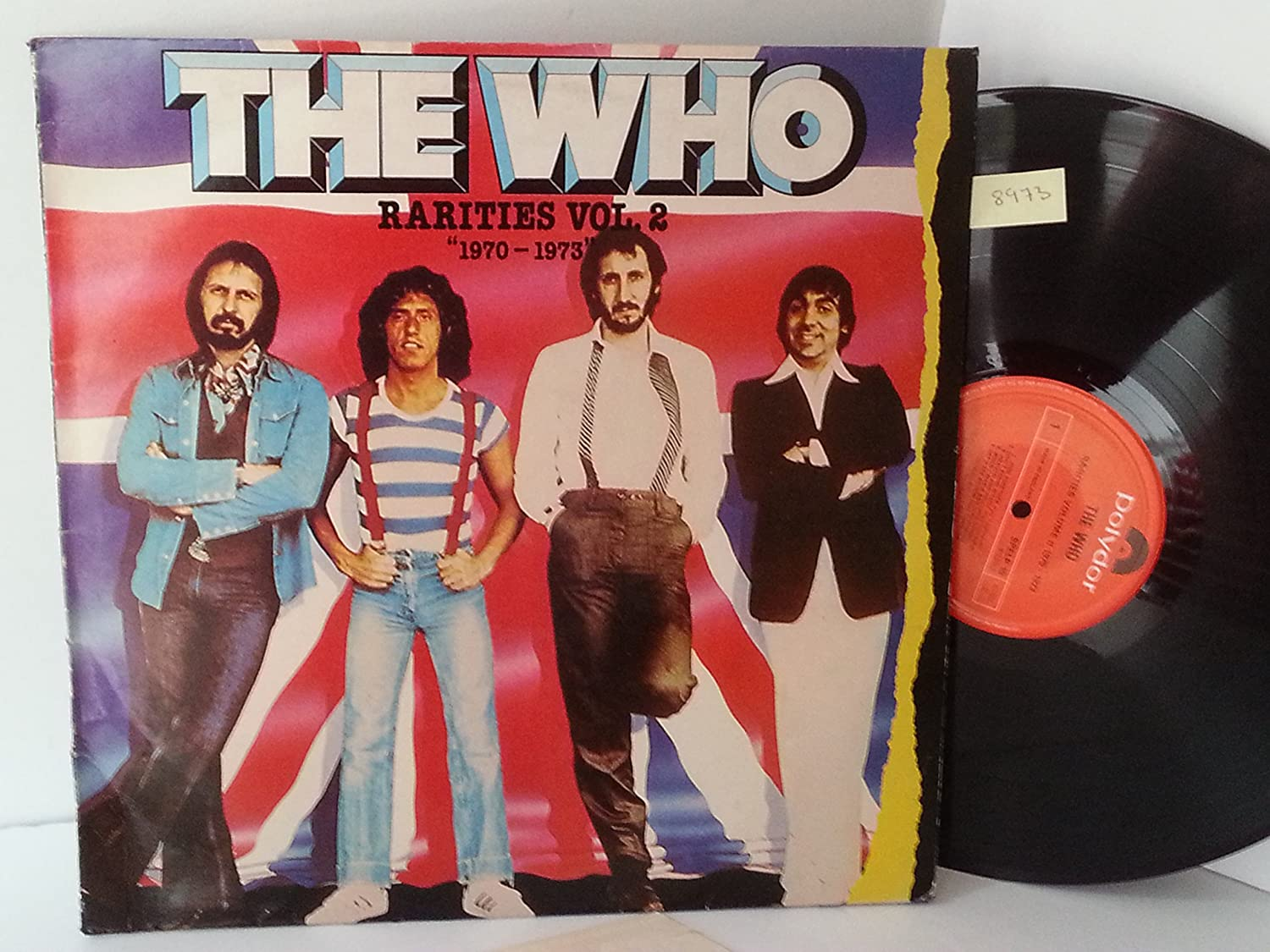 THE WHO rarities vol 2,1970-1973, SPELP 10: Amazon co uk: Music