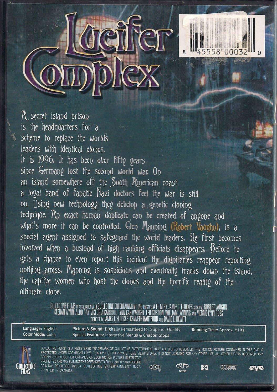 The Lucifer Complex Pdf