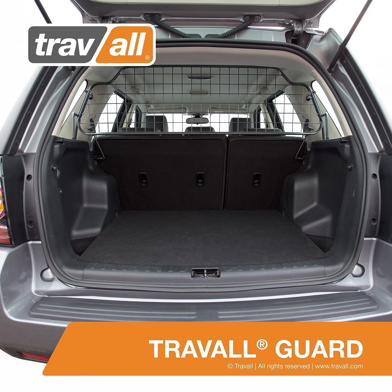 Travall® Guard Hundegitter TDG1063 – Maßgeschneidertes Trenngitter in Original Qualität
