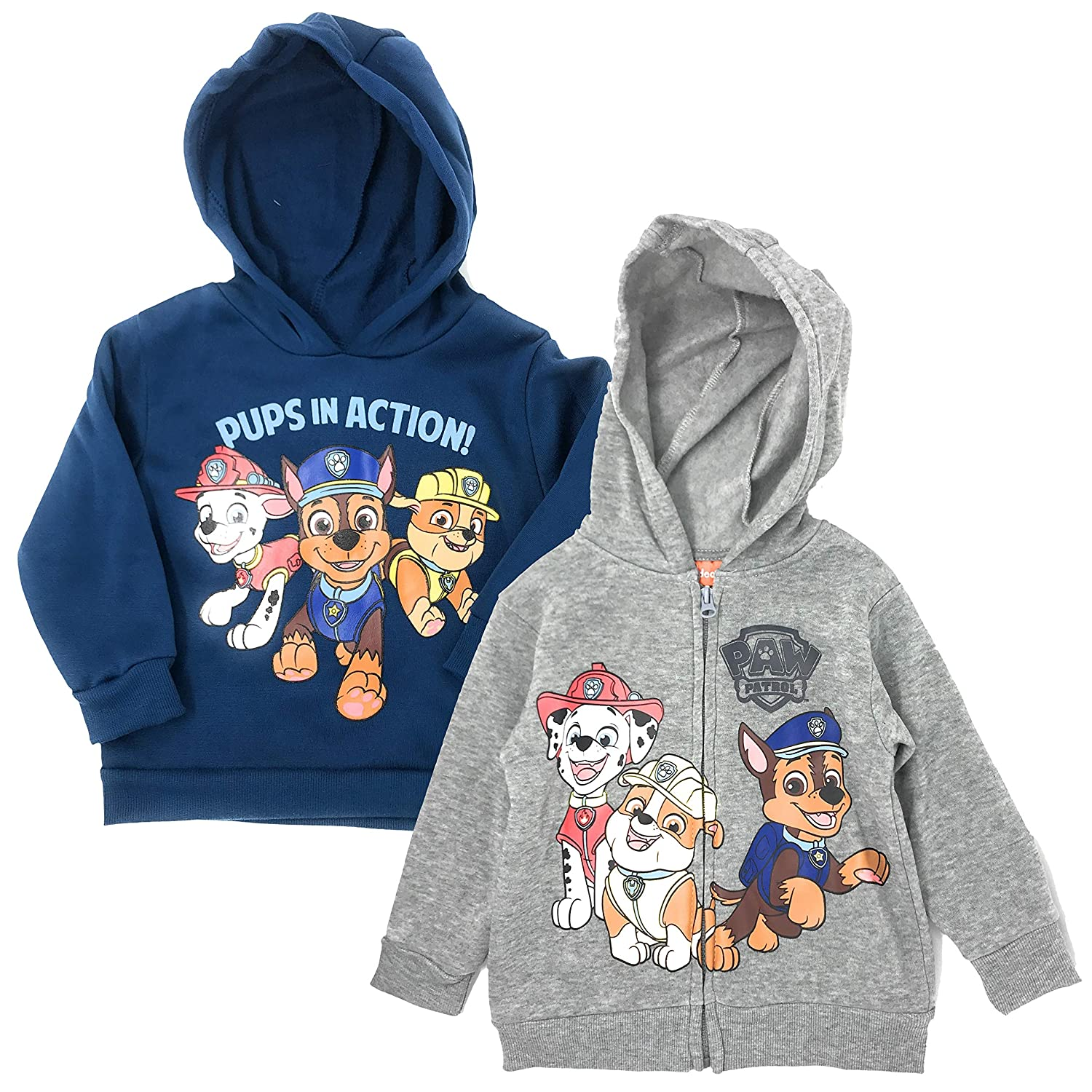 fishional store for sale Paw Patrol Toddler Boys 2-Pack Zipper ...