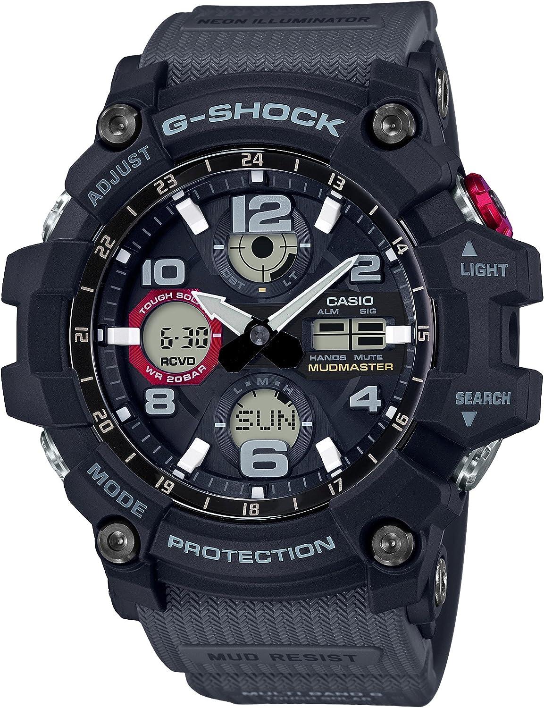 CASIO G-Shock Master of G MUDMASTER GWG-100-1A8JF Mens Japan Import