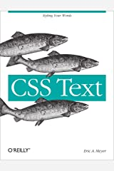 CSS Text: Styling Your Words Kindle Edition