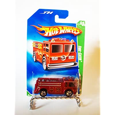 Hot Wheels 2009-4 FIRE-EATER Treasure Hunts 1:64 Scale: Toys & Games