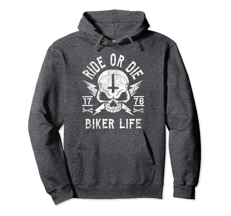 MOTORCYCLE HOODIE, BIKER HOODIE-alottee gift
