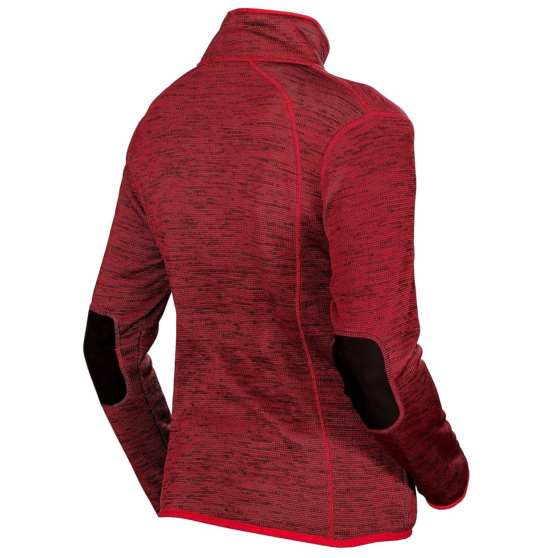 Fifty Five Ladies Outdoor Fleece Jacket Saint Catharines: Amazon.co.uk:  Clothing