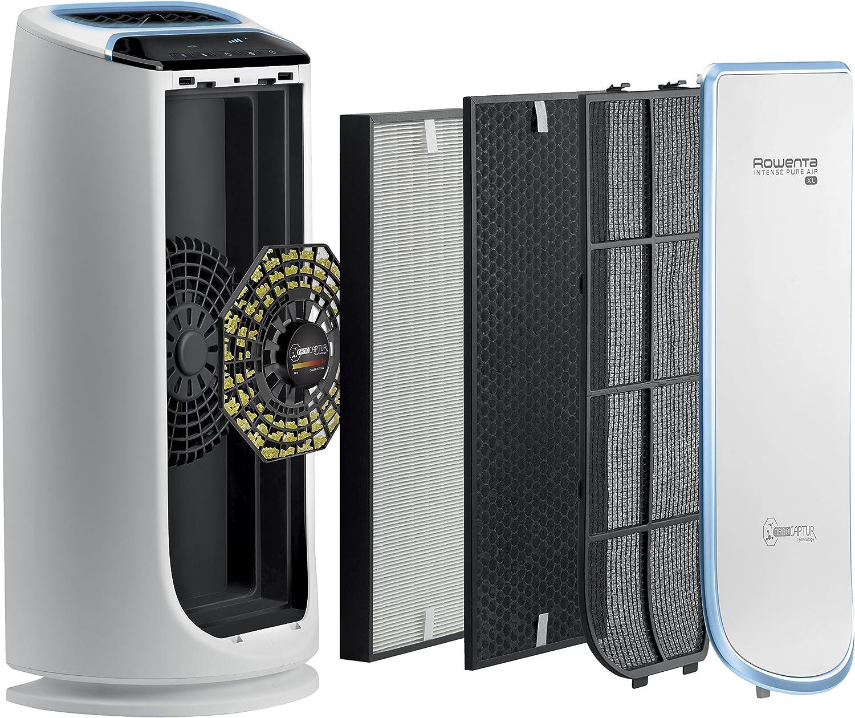 Rowenta pu4020 Intense Pure Air filtro HEPA Purificador de aire ...