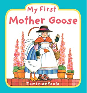 Amazon tomie depaolas mother goose 9780399212581 tomie customers who bought this item also bought fandeluxe Gallery