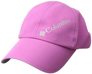 Columbia Silver Ridge Ball Cap Gorra, Mujer, Bright Lavender, Talla única: Amazon.es: Deportes y aire libre