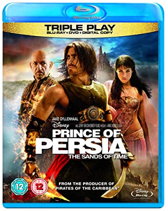 Amazon Com Prince Of Persia The Sands Of Time Triple Play Blu Ray Dvd Digital Copy Gemma Arterton Jake Gyllenhaal Ben Kingsley Mike Newell Gemma Arterton Jake Gyllenhaal Movies Tv