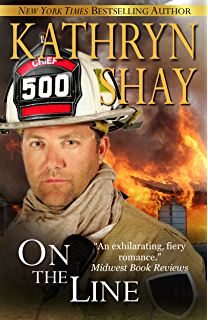 Chasing the Fire (Hidden Cove Firefighters series Book 6