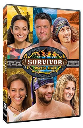 Survivor: Worlds Apart   S30 (6 Discs)