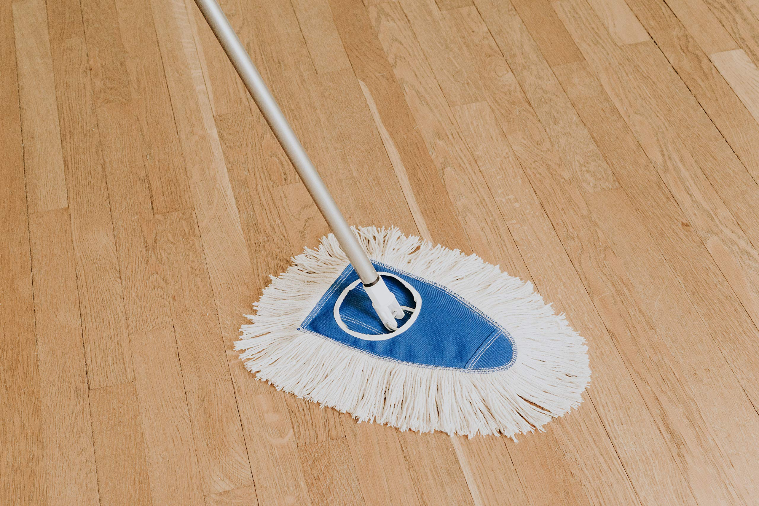 Fuller Brush Dry Mop Head with Frame & Adjustable Telescopic Handle (Dry Mop Complete) by Fuller Brush (Image #9)