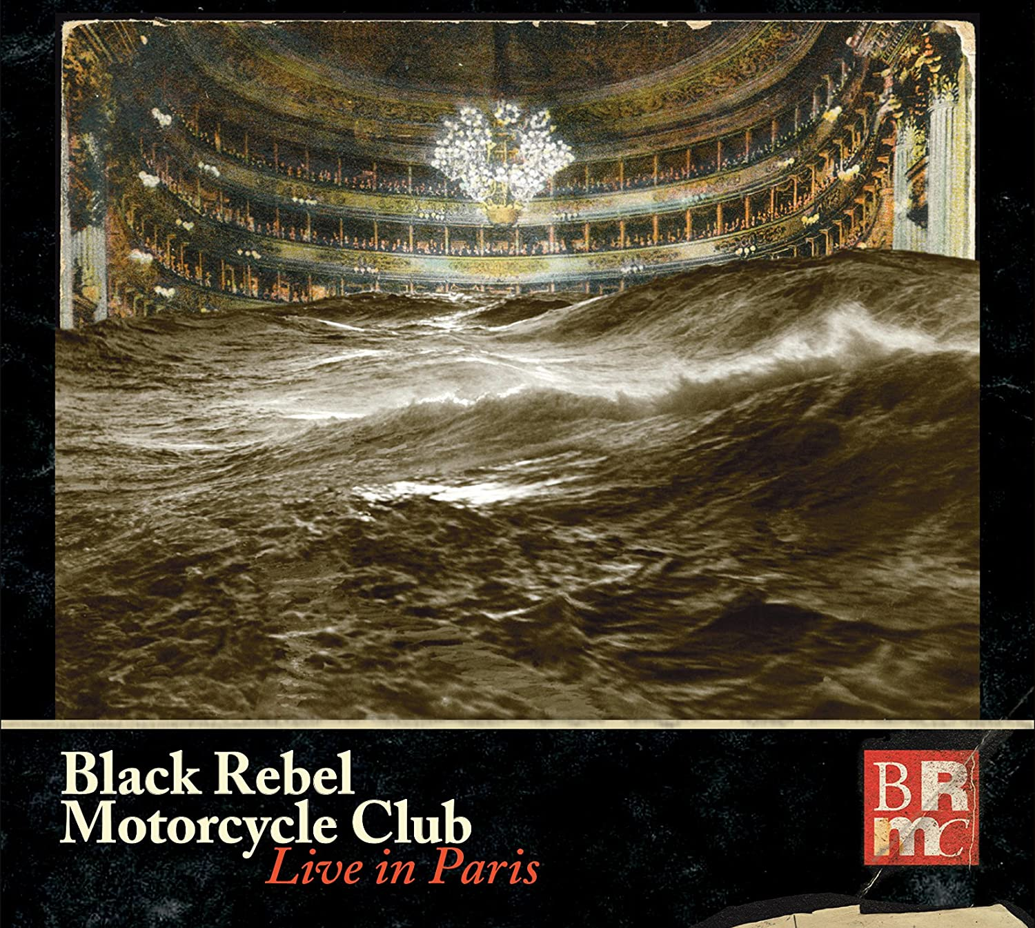 Image result for black rebel motorcycle club live in paris
