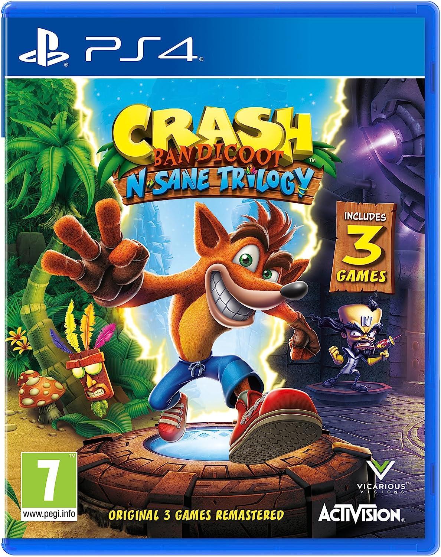 Crash Bandicoot N. Sane Trilogy 2.0