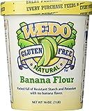 Wedo Banana Flour, 1 Pound