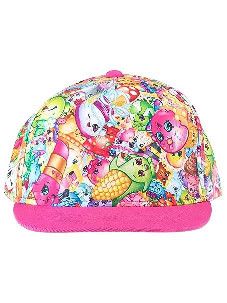 Shopkins - Gorra para niñas - Shopkins - 4 a 8 Años: Amazon.es: Ropa y accesorios